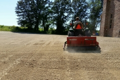Grading and Seeding