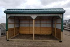 Metal Horse Shelter(1)-W1000
