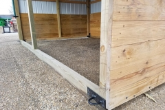 Metal Horse Shelter(2)-W1000