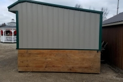 Metal Horse Shelter(3)-W1000